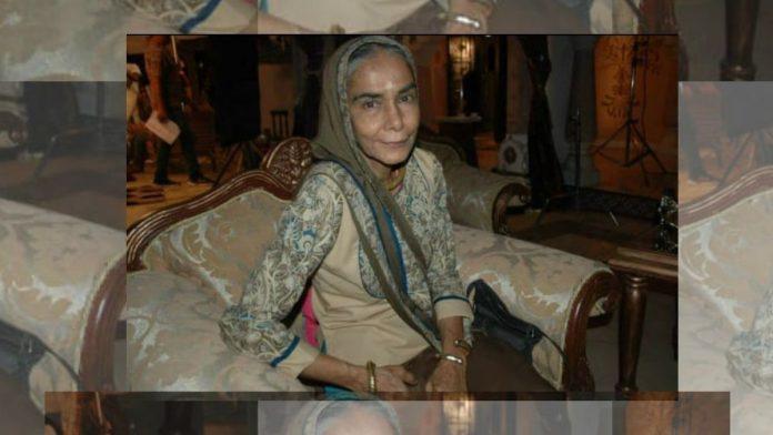 veteran actress surekha Sikri died