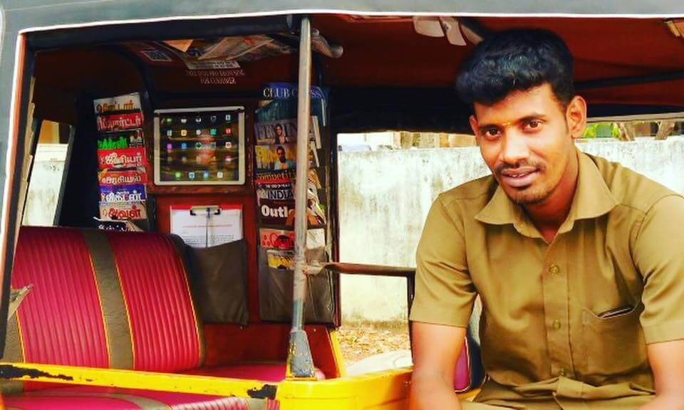 Auto anna and his inspiring story