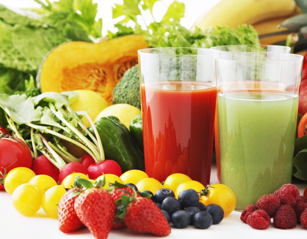 foods that are rich in antioxidants
